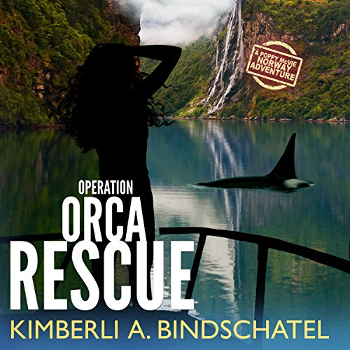 Operation Orca Rescue audiobook cover art
