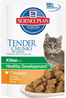 Hill's Kitten Tavuklu Pouch Yavru Kedi Konservesi 85 gr