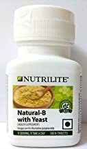 Generic Natural B with Yeast 100 tablets