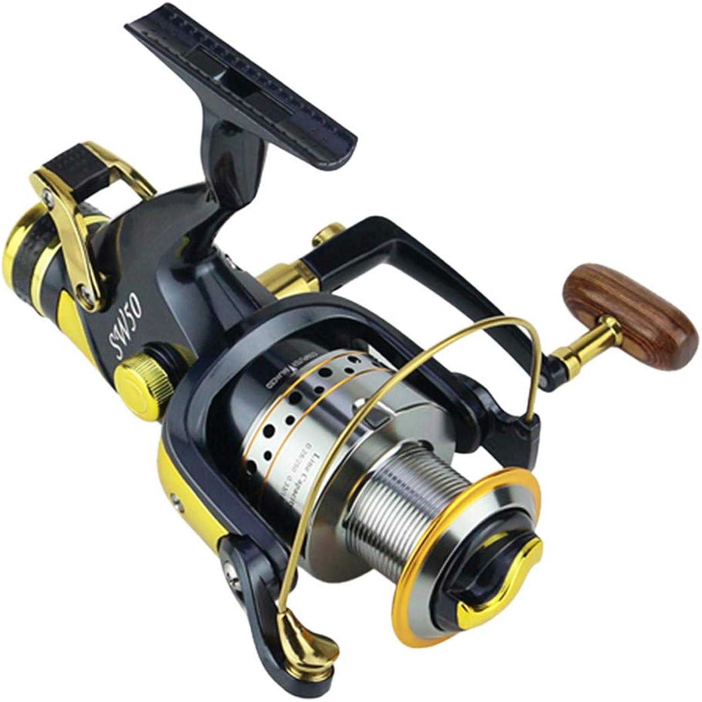 Iusun Fishing Reels Spinning Reel All Bearings 5.2 1 Saltwater Freshwater Wheel Gear Light Weight Ultra Smooth Powerful Spinning Fishing Reels High Speed Low Profile Baitcasting