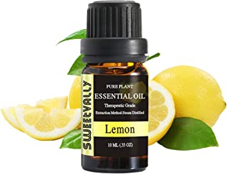Lemon Essential oils, 100% Pure Therapeutic Grade essential Oil - 10mlLemon Essential oils, 100% Pure Therapeutic Grade es...