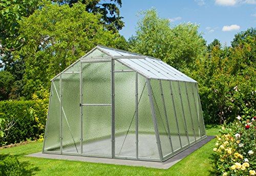 myowngreen Gewächshaus Hobby L Typ 4,5 NEU Größe 247 x 447 x 202 cm (B x L x H) = 11 m² Gebraucht = Fake-Angebot