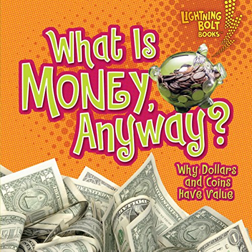 What Is Money, Anyway? copertina