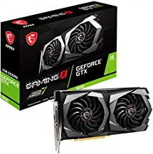 MSI Gaming GeForce GTX 1650 4GB GDDR6 PCI Express 3.0 x16...
