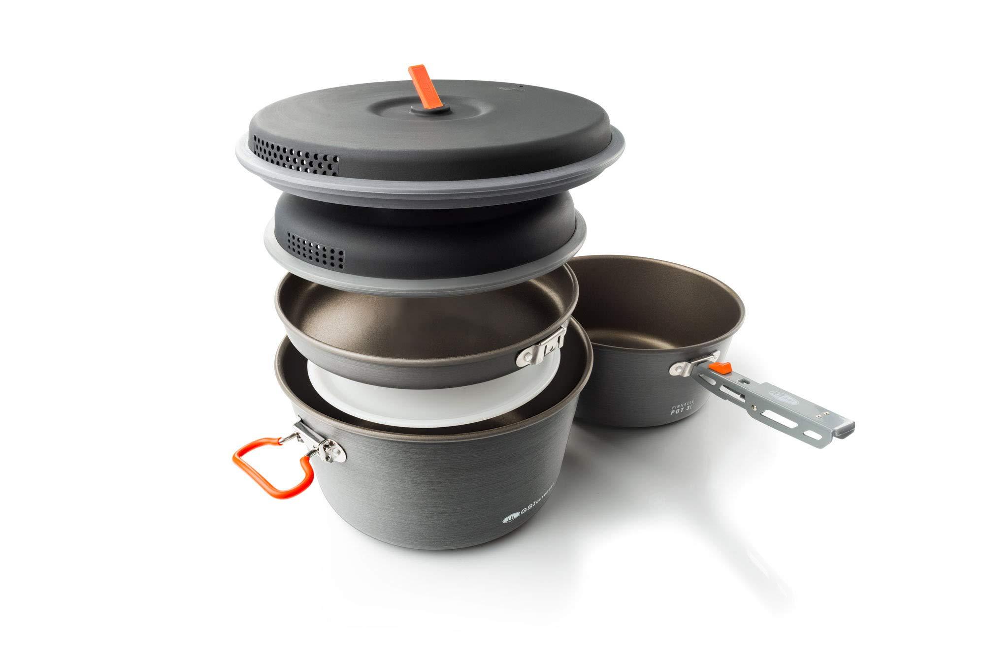 Destination Kitchen Set 24 Superior Backcountry Cookware Since GSI Outdoors