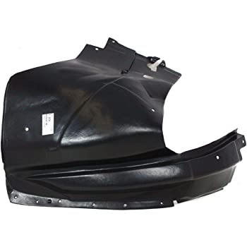 New Front Left Driver Side Fender Liner For 2012-2017 Buick Verano Made Of Pe Plastic GM1248258