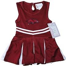 Arkansas Razorbacks TFA Youth Baby Toddler Dress Up Cheerleading Outfit