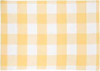 Best yellow and white placemats Reviews