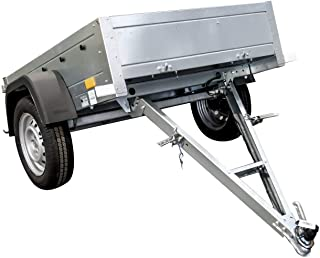 Autoaanhangwagen Garden Trailer 150 KIPP 150x106 cm 750kg
