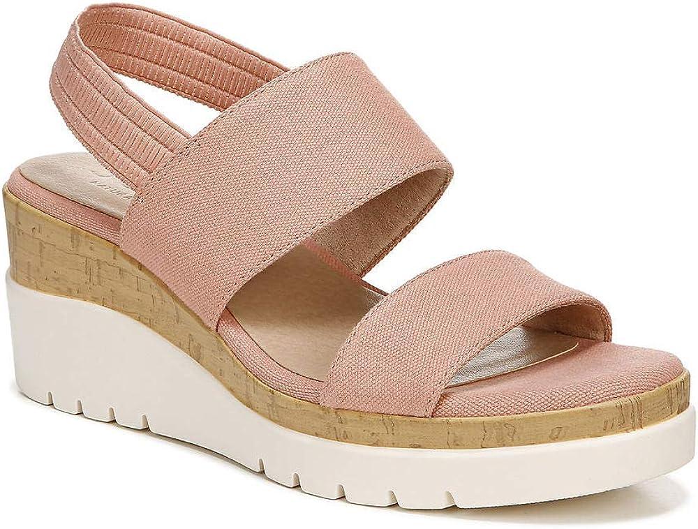 SOUL Branded goods Tucson Mall Naturalizer Women's Sandal Wedge Gogo