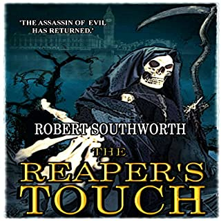 The Reaper's Touch cover art