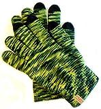 PRESKIN - Farbenfrohe Handschuhe mit Smartphone...