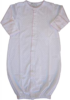 Baby Dots Convertible Gown