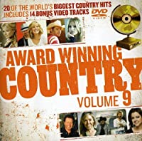 Vol. 9-Award Winning Country