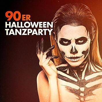 90er Halloween Tanzparty