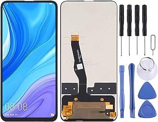 قطع غيار شاشة LCD وشاشة LCD ومحول رقمي كامل لأجزاء إصلاح الهاتف المحمول Huawei Y9s