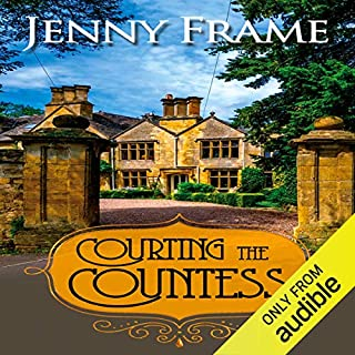 Courting the Countess audiobook cover art