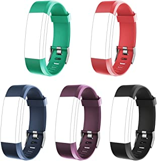 LETSCOM Replacement Bands for Fitness Tracker ID115PlusHR