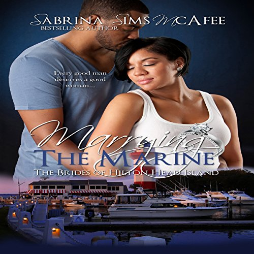 Marrying the Marine audiobook cover art