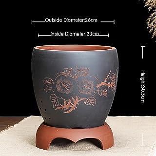 Bollitore con Manico Kit di Lavaggio del Naso Confortevole Dispositivo di Irrigazione Nasale Professionale Yoga Bianco Vaso per La Pulizia del Naso Wovemster Vaso in Ceramica da 250 Ml