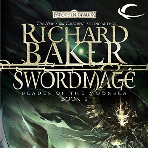 Swordmage audiobook cover art