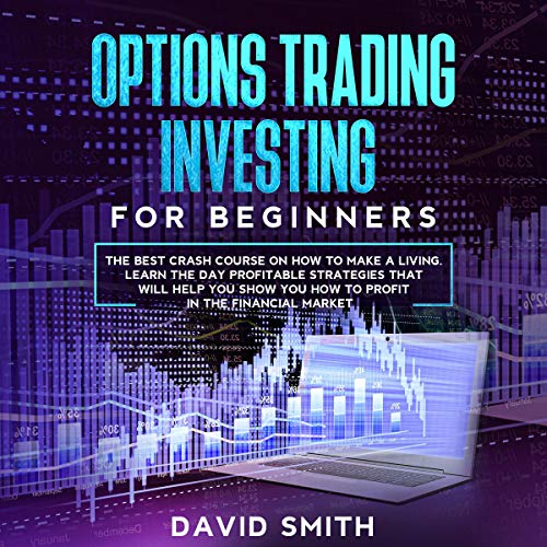 『Options Trading Investing for Beginners』のカバーアート