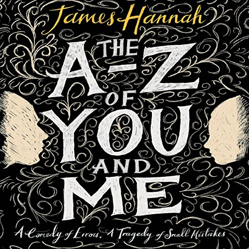 The A to Z of You and Me audiobook cover art