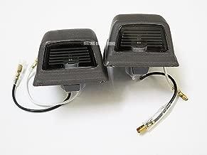 License Plate Light Rear LAMP FITS Nissan Frontier NAVARA D40 2005-2013 06 08 10 Pair