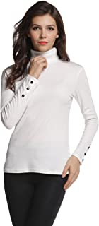 Sofishie Long Sleeve Shirt with Turtle-Neck
