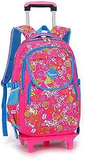 حقيبة الأطفال أو حقيبة عربة الأطفال الصغار من تونغش، حقيبة الكتب للطلاب في المدرسة الثانوية للصغار، يمكن أن يتسلق السلالم ...