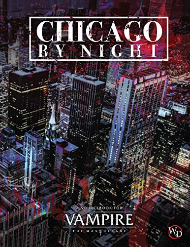 Vampire the Masquerade: Chicago By Night Sourcebook (ONXVTM5001)