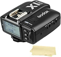 Godox X1T-O TTL High-Speed Sync 1/8000s 32 Channels 2.4G Wireless Flash Trigger Transmitter compatible for Olympus Panasonic cameras