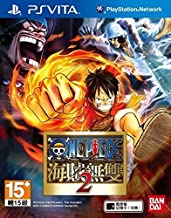One Piece Kaizoku Musou 2 (Chinese Version) [Region Free Asia Pacific Edition] PlayStation Vita PS Vita PSV GAME by Namco Bandai Games