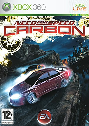 Need for Speed Carbon (Classic) (Xbox 360) (New)