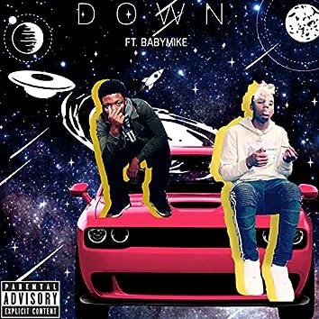 DOWN !