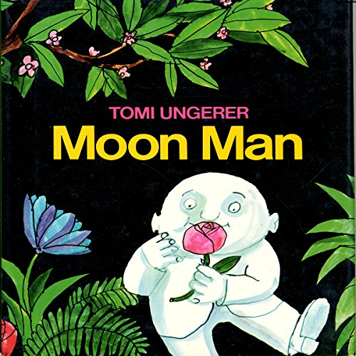 Moon Man  audiobook cover art