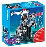 PLAYMOBIL - Caballero del dragón con Lanza LED (4841)