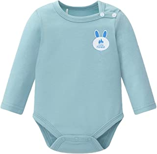 Little Forest Baby Boys Girls Romper Infant Funny Bodysuit Outfit 0-24 Months