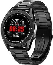Smart Watch Bluetooth Music IP68 Waterdicht Dames Herenhorloge Fitness Tracker Slaapmonitor Hartslag Smart Clock