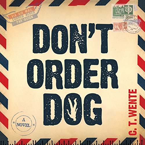 Don't Order Dog audiobook cover art