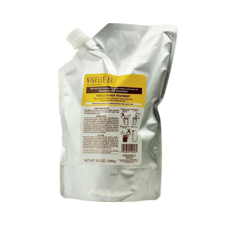 守るリスクシンクNigelle ER Treatment, 35.3 oz - refill bag by Nigelle by Milbon