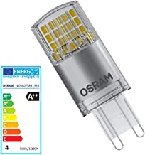 OSRAM PARATHOM DIM LED PIN G9 / LED lamp: G9, Dimmable, 3.50 W, 32 W Replacement for, Clear, Warm White, 2700 K, 1-Pack