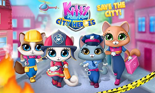 『Kitty Meow Meow City Heroes - The Brave and the Fluffy! Cats to the Rescue!』の4枚目の画像