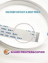 Printer Parts 1Set 22Pin 12Pin Printhead Printer Print Head Officejet Cabl Cable for Hp 6060 6060E 6100 6100E 6600 6700 7110 7600 7610 7612