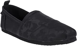 Superdry Kai Slip On Mens Shoes Black