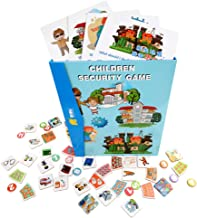 TOYMYTOY 1Set Children Security Teaching Game Desktop Wood Board Game STEM Toy Kids Detective Game Educational Intreractio...