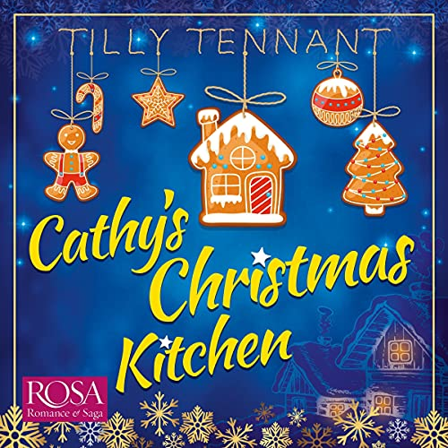 Cathy's Christmas Kitchen cover art
