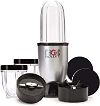 Magic Bullet 400W 11pc Set, Silver - MB4-1012