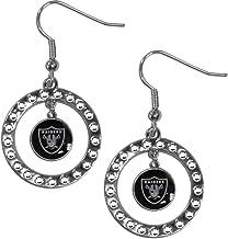Siskiyou NFL Rhinestone Earrings