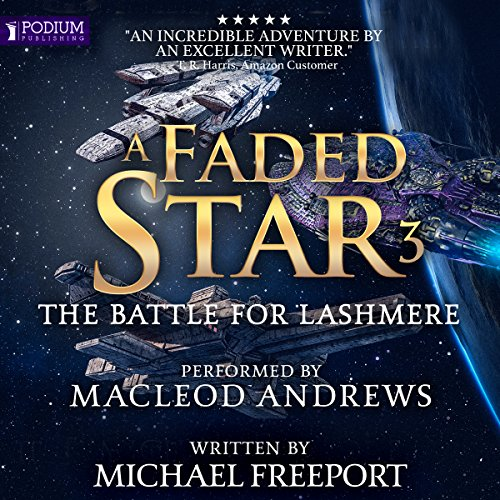The Battle for Lashmere audiobook cover art